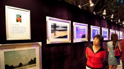 Exposition en Chine 2012-2